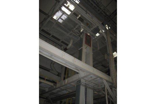 Nazzareno E400 Belt & amp; Becherwerk, 11,9 m hoch