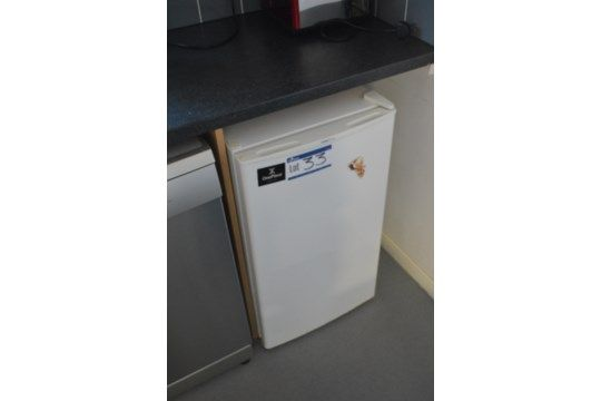 Proline Single Door Refrigerator