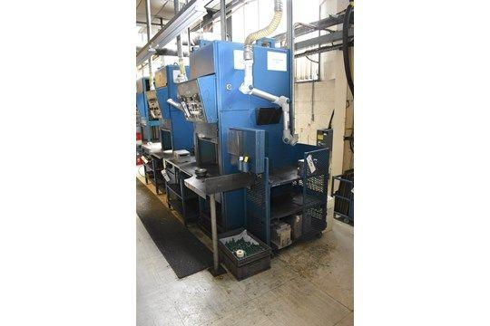 Maymar MV30 Top Injection Wachsmaschine, 5 t Spannkraft (Bitte beachten: Risikobeurteilung und Metho