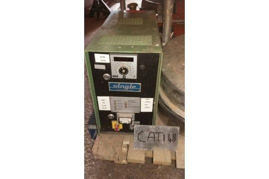 Mobiler Einzelwarmwasserbereiter, 5 kW, 11 A frei ladbar
