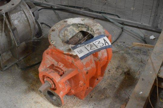 Derion Westinghouse Blowing Seal, 200 mm Durchmesser Einlass