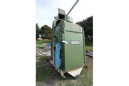 Westrup S1.50 KORNREINIGER, Seriennr. 82046. Artikel in Alford Lincolnshire. Kostenlos laden