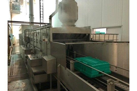 Industrielle Waschmaschinen Ltd Crusader 3000 C / W 5 S durch Tray Wash