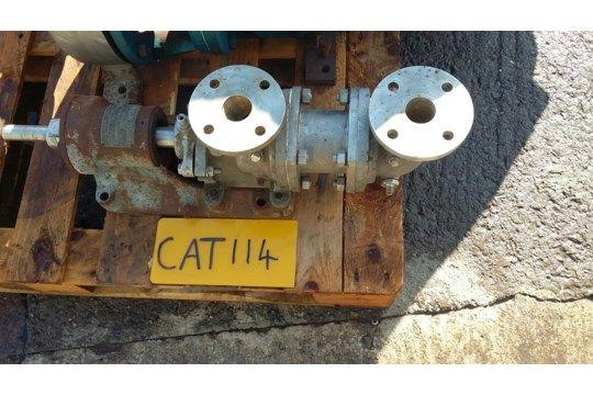 Pompe monobloc SH40 en acier inoxydable frees Ladung