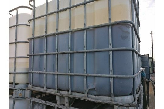 600L sauberes / gebrauchtes Hydrauliköl