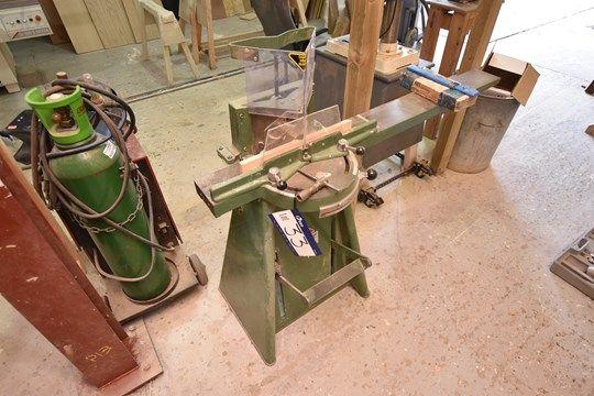 Morso DX-8900 Treadle betrieben Gehrungsschere