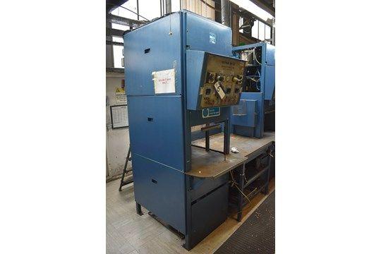 Maymar MV30 Top Injection Wachsmaschine, 5t Spannkraft, Seriennr. 85-238 (Bitte beachten: Risiko