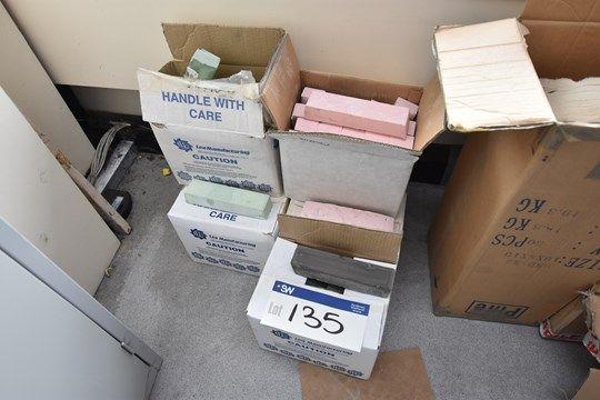 Polierwachsmenge in 5 Kartons