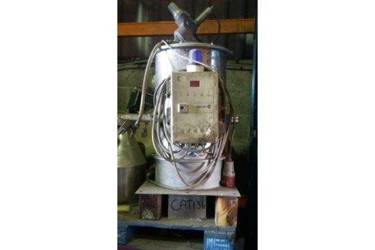 Colortronics CEF50S Vakuumtransferförderer, mit