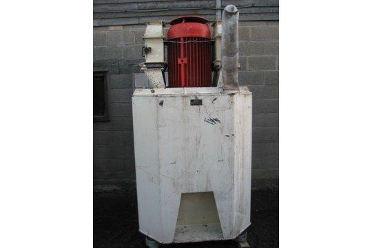 Taurus Hammer Mill, Modell VM55 mit 55 kW direkt
