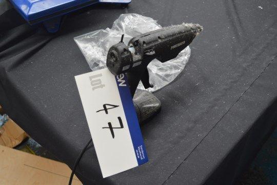 Power Bond TE-9212 Heißklebepistolen, 240V