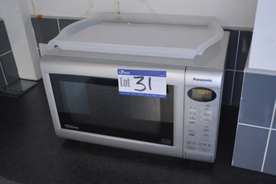 Panasonic Inverter Mikrowelle