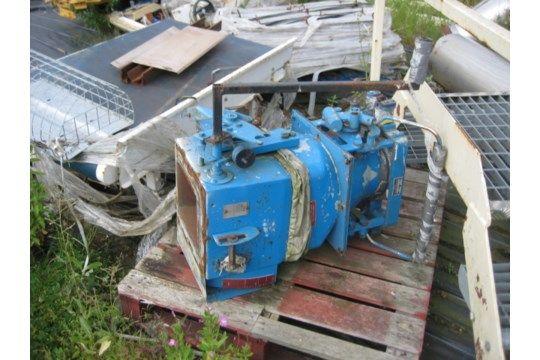 Howe Richardson H17 Semi-Automatic Gross Bag Wiegen