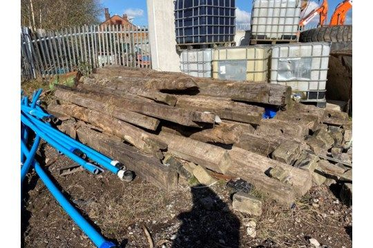 Timber Baulks, wie dargelegt