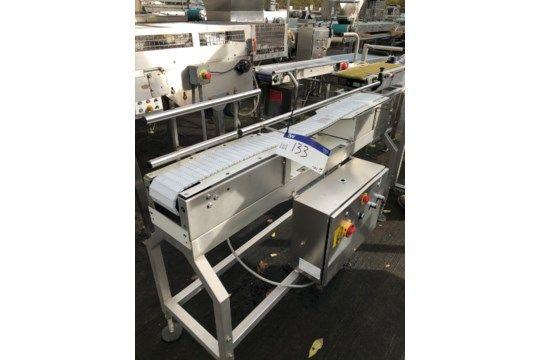 PCL Machinery Introlux Typ Förderer, Werksnr. 13