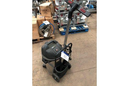 MacAllister 60L 1800W Wet Dry Vacuum, Werksnr. 68