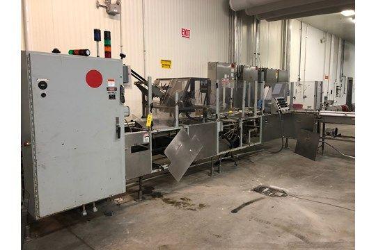 Minnesota Automation Model #SPL Packing Line, SN A638-910