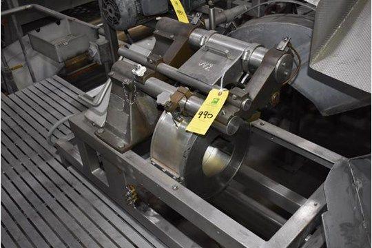 Urschel Modell # G-A Dicer, SN 2758, 2 PS Motor, 230/460 Volt