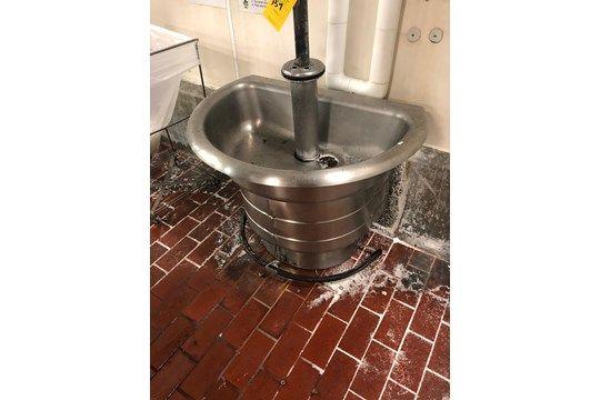 Bradley SS Sink