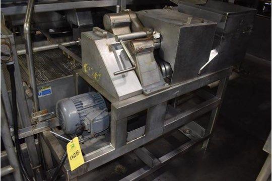 Urschel Modell G Dicer, 2 PS Motor, 230/460 Volt, SN 1390, Rigginggebühr: $ 500