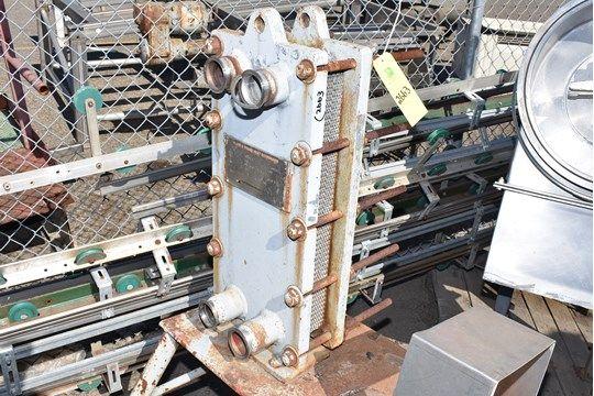 Patterson-Kelley PK-System Wärmerückgewinnung Wärmetauscher, RIGGING FEE: $ 50