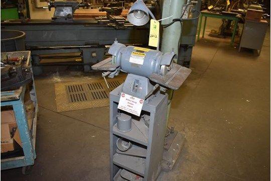 Baldor Doppelendkarbid-Werkzeugschleifmaschine