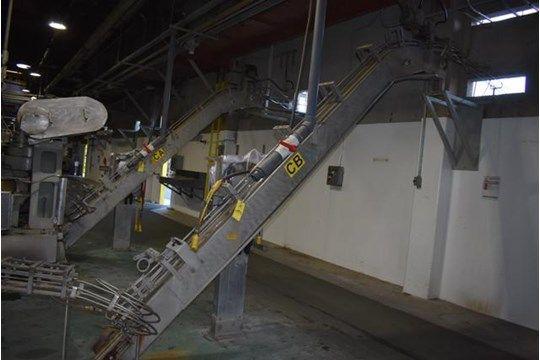 Golden State Runway Magnetische Kannenförderer, Größe 300 x 407, Förderlänge 12 ft. (Hinweis: Nr