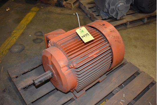 Reliance 60 HP Motor / 1775 RPM, 364 T Rahmen