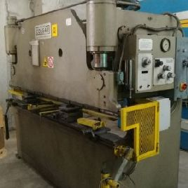 Colgar Folding Press 2100 x 60 ton