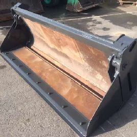 4x1 Bucket MECALAC 12 MXT - 2200mm used