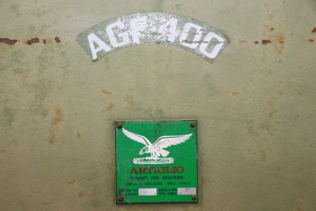ARTIGLIO AGF 400 Bandsäge