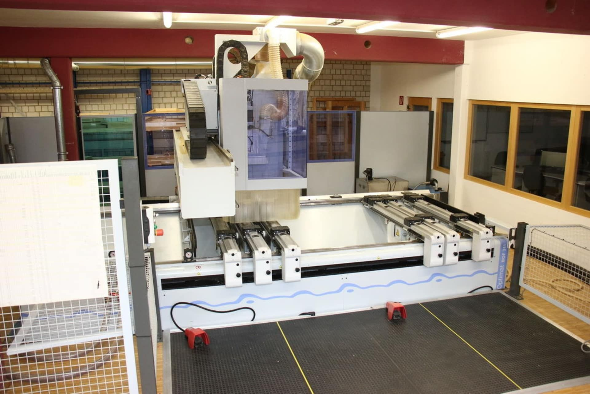 HOMAG Optimat BOF 311/30/PM/AP CNC Bearbeitungszentrum mit FLEX5