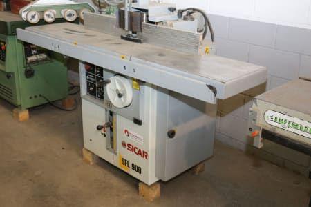 SICAR SFL 900 /3 Tischfräse