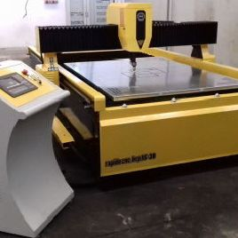 RAPIDO CNC HCP 15-30 Plasma cutting machine