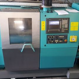 INDEX C 65 CNC Lathe