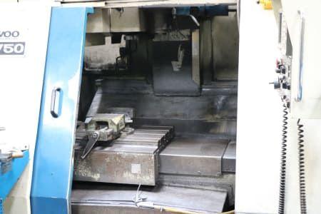 DAEWOO ACE-V 50 Vertikal-Bearbeitungszentrum