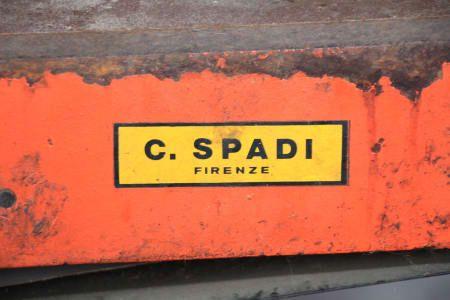 C. SPADI Bandschleifmaschine