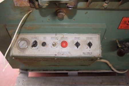 SEMPRINI EPM/70 Langlochbohrmaschine für Rollladen