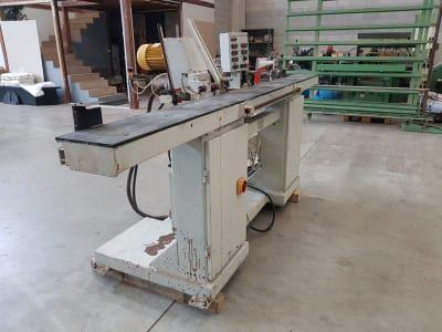 SICAR FAXINA Langloch-Bohrmaschine