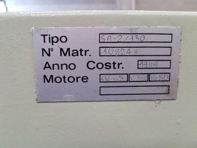 GMC Leimauftragmaschine