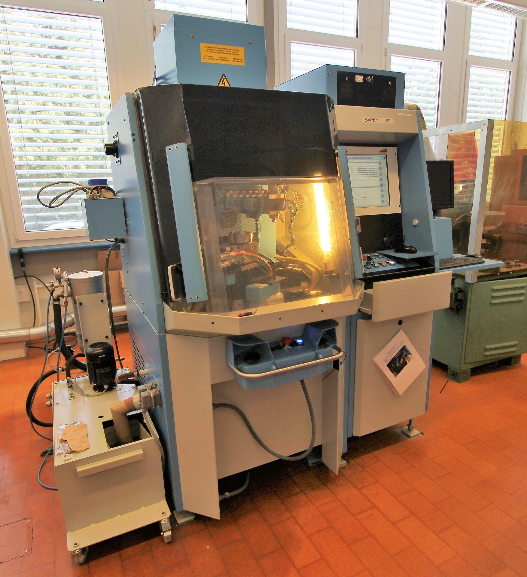 ALMAC DA 700 PC Facettier-Bearbeitungszentrum