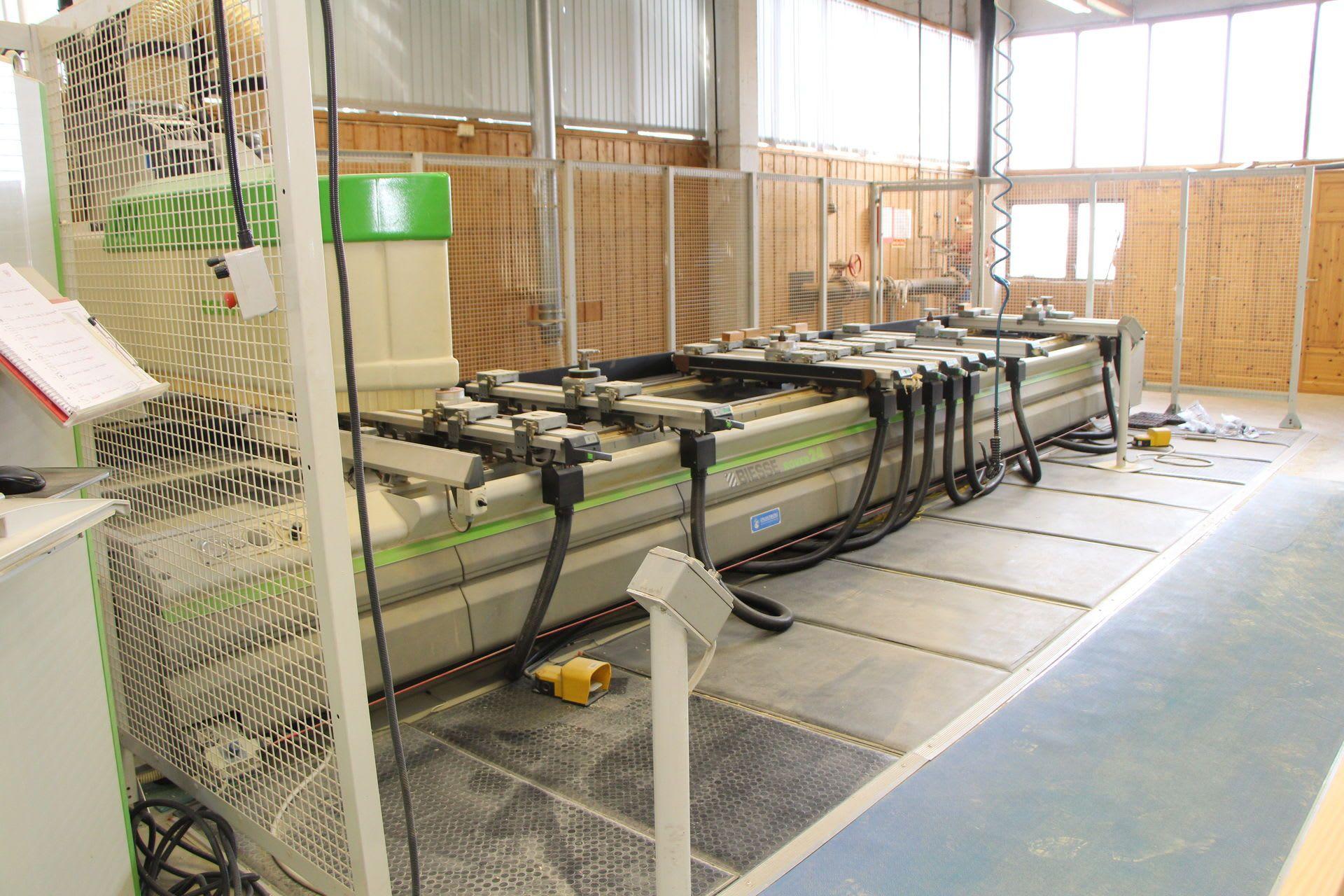 CNC-Bearbeitungszentrum di BIESSE Rover 24 XL (ATS)