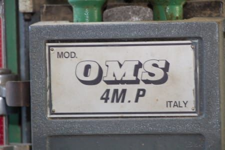 OMS 4 M.P Kettenstemmer