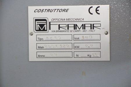 FRAMAR MC 50 Kettenstemmer