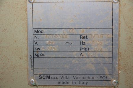 MINIMAX L 55 N Bandschleifer