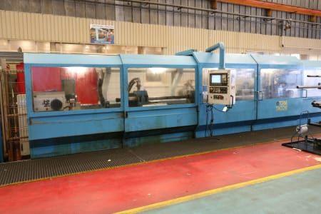 TORNI TACCHI FT 35 CNC 350 x 4000 Tieflochbohrmaschine