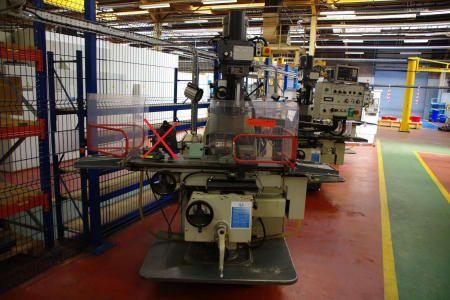 FIRST LC-205 VSD Werkzeugfräsmaschine