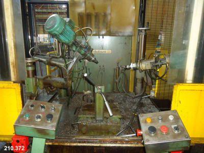 Machine à chanfreiner et à arrondir DUBUS