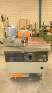 SCM T 130 N Tischfräse