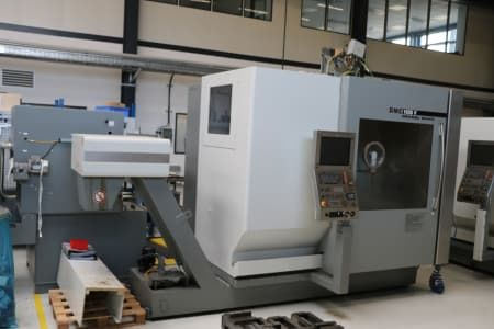 DMG DMC 1035 V Vertikal-Bearbeitungszentrum